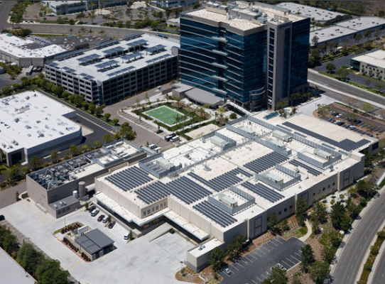 Qualcomm Office Complex