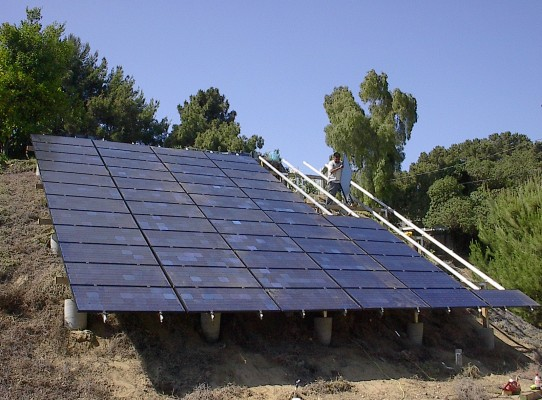 Off Site Power Ground Grid (Ramona)